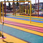 Here's How To Prevent Playground Injuries With Good Design And Safety Surfacing
