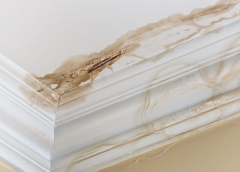 WHAT ARE THE SIGNS OF WATER DAMAGE