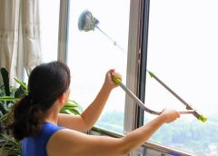 How To Wash Window Outside Before Winter