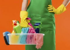 Look for the cleaning companies and call them at your place